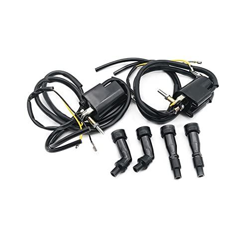 xushi Accessori for Moto 2PCS Bobina di accensione Adatti for Suzuki GS550 GS750 GS850 GS1000