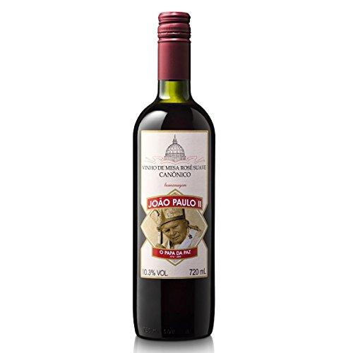 Vinho Canônico João Paulo II Rosé
