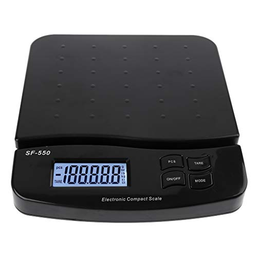 My Weigh Ultraship 75 34Kg Postal Postage Scales Black or Silver by XS-Stock
