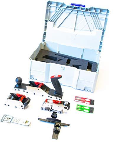 Systainer RALI 260 Evolution N - Komplettausstattung Hobeln, Guillaume und Klingen