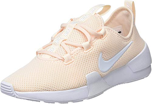 Nike Womens Ashin Modern Running Trainers AJ8799 Sneakers Shoes (UK 7 US 9.5 EU 41, Guava ice White 800)