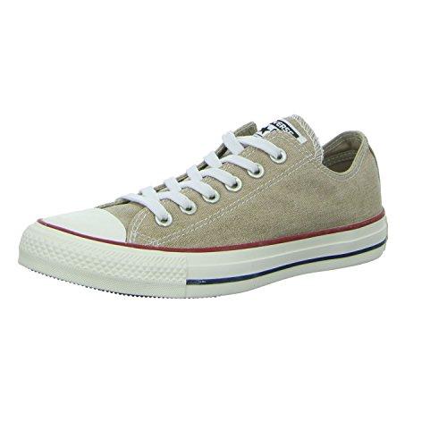 Converse Chucks 159540C Beige Chuck Taylor All Star OX Vintage Khaki, Groesse:41 EU / 7.5 UK / 7.5 US / 26 cm
