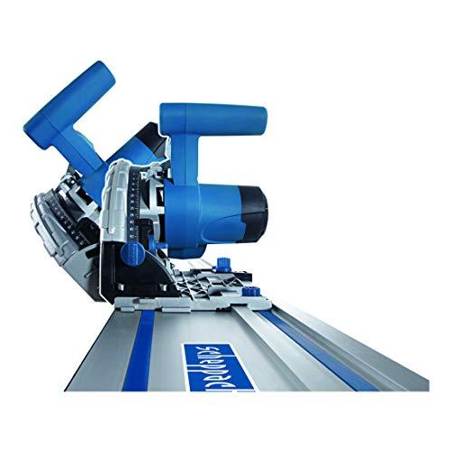 Scheppach Tauchsäge PL55 1.2kW 230V/50Hz – 2×700 mm F-Schiene+Kippschutz, 1 Stück, 5901802915 - 4