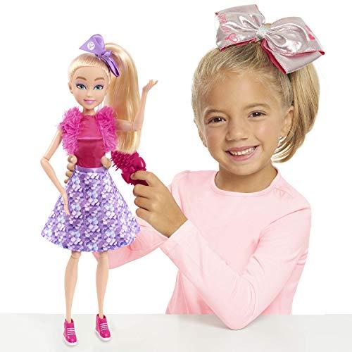 """JoJo Siwa 18"""" JoJo Doll - Brown Mailer"""