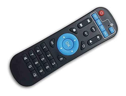 SccKcc Remote Control Controller for Android TV Box MXQ, MXQ PRO, MXQ-4K, M8S, M8N, T95, T95M, T95N, T95X, X96, X96mini, H96, H96 Pro