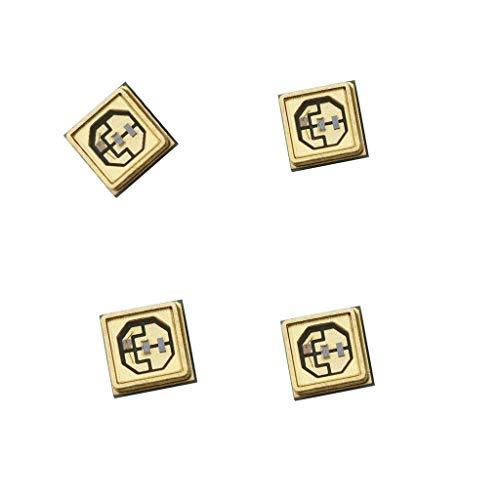 freneci 4pcs 270-280nm UVC LED SMD 3535 Deep UV LED Perles Puce pour La de l'eau