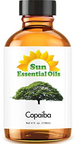 Copaiba Essential Oil (Huge 4oz Bottle) Bulk Copaiba Oil - 4 Ounce