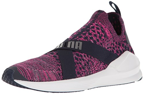 PUMA Fierce Evoknit Wn's Fierce Evoknit Mujer, Color Azul, Talla 40.5 EU