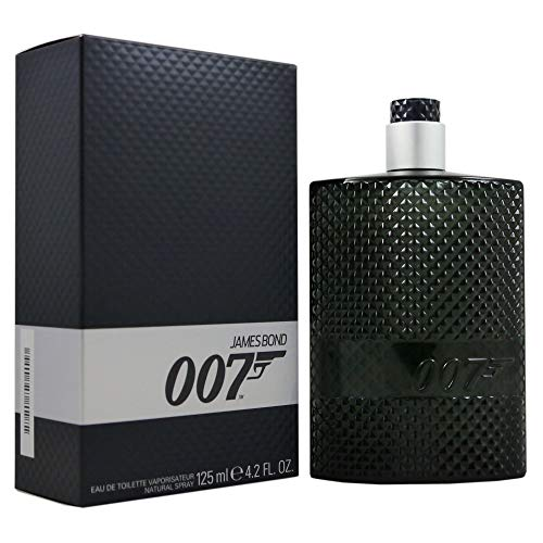 James Bond 007 125 ml EDT Spray, 1er Pack (1 x 125 ml)