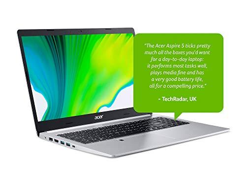 Acer Aspire 5 A515-54G 15.6-inch Laptop - (Intel Core i5-10210U, 8GB RAM, 512GB SSD, Nvidia GeForce MX250, Full HD Display, Windows 10, Silver) 4