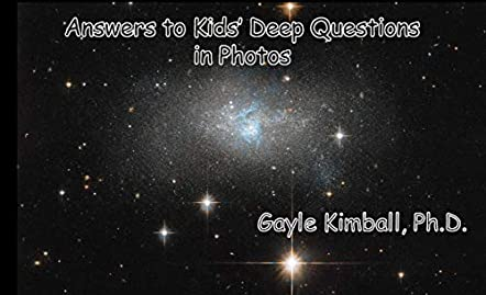 Answers to Kids' Deep Questions in Photos
