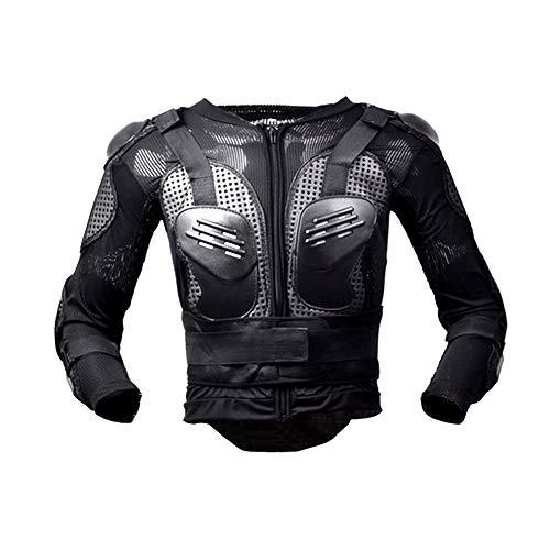 NCBH Motorfiets Beschermend Jack, Body Armour Motocross Motorfiets Mountainbike Schaatsen Snowboarden Rugbescherming Bionische Jas