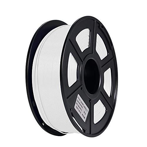 ZHANGDONG Excellente qualité 1.75mm PLA 1 kg Filament matériel d'impression 9 Couleurs de Haute qualité PLA Pilament for imprimante 3D Prix raisonnable (Color : Orange)