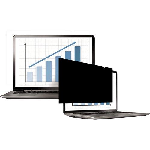 Fellowes PrivaScreen Blickschutzfilter (für Laptop und Monitor 35,8 cm (14,1 Zoll) Widescreen 16:10)