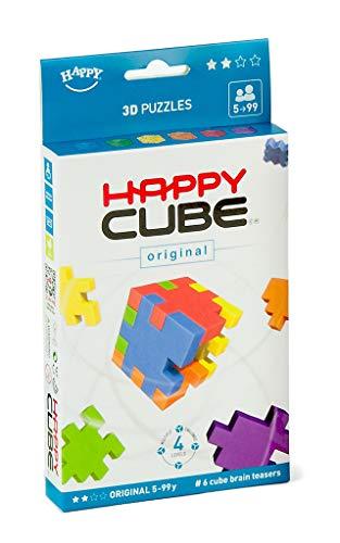 Unbekannt Puzzle en 3D Happy 1018, 6 Unidades