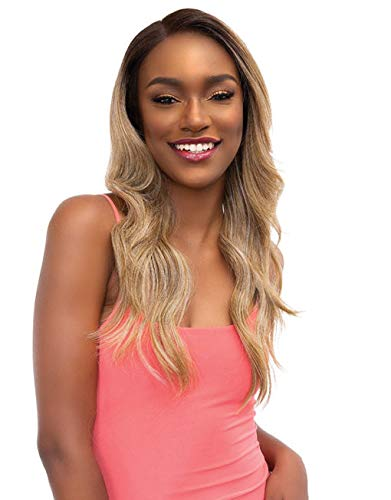 Janet Collection Melt Extended Part MERCY Lace Front Wig (SANDSTONE)