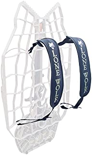 Lone Wolf Padded Back Pack Straps