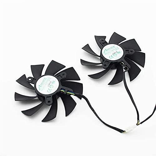 Graphics card cooling fan GA92A2H for ZOTAC GeForce RTX 2060/GTX 1660 AMP