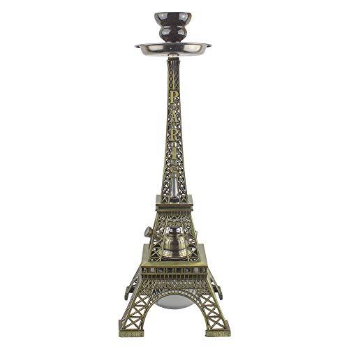 Shisha Design Paris Premium - 42 Zentimeter - Eiffelturm - Shisha Hookah Premium BT-002