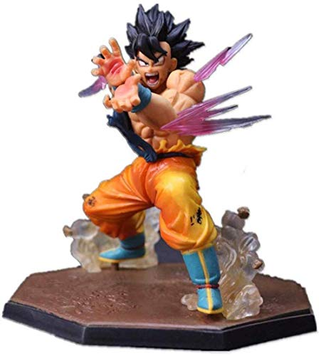 kyman Regalo Dragon Ball Super Saiyan Zero Goku Battle Figure Figura