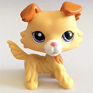 YOYOTOY Rare Pet Shop Lps Toys Dog Dachshund Cocker Spaniel Puppy Collie 58 Great Dane Old Real Animal Collection Gifts Thing You Must Have Friendship Gifts Boys Favourite Characters