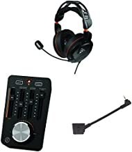 Turtle Beach - Elite Pro Tournament Gaming Headset + Tactical Audio Controller  + Tournament Noise-Cancelling Microphone - Xbox One, PS4, PC, and Mobile Gaming
