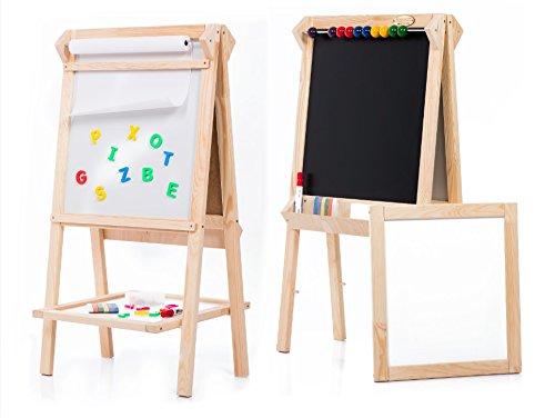 Kindertafel Standtafel Papierrolle Schreibtafel Maltafel Magnettafel Abakus ALA
