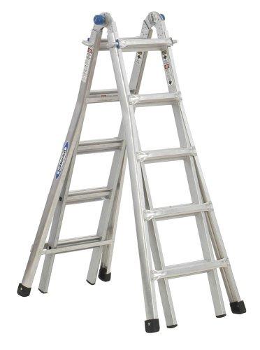 Werner MT-22 telescoping-ladders