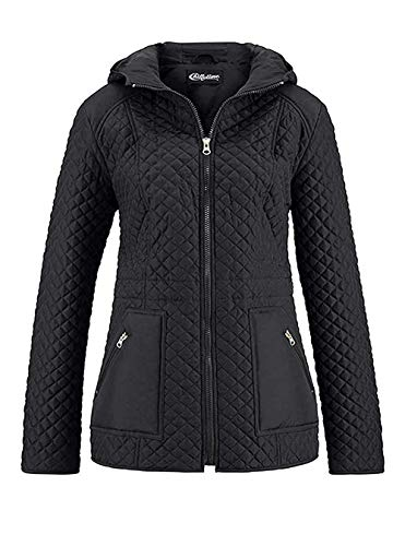 Jacke Damen von Chillytime in Schwarz - Gr. 36