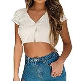 DEELI Camisetas, tops y blusas para premamá