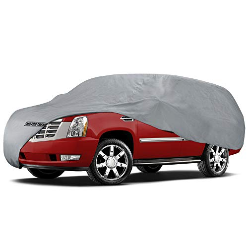 Motor Trend 4-Layer 4-Season Auto (Waterproof Outdoor UV Protection for Heavy Duty Use Full Car...