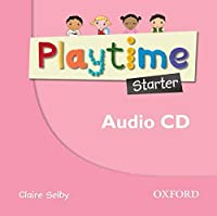 Playtime: Starter: Class CD: Stories, DVD and play- start to learn real-life English the Playtime way!
