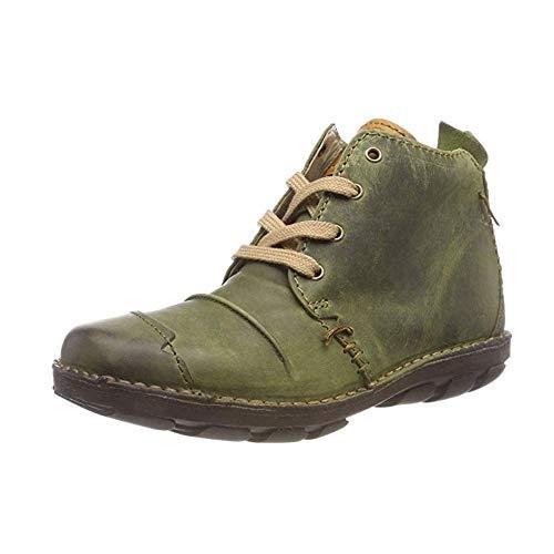 Rovers Damen Schuhe Stiefelette Edelbotte Leder Boots Portland Kiwi Schuhgröße EUR 36