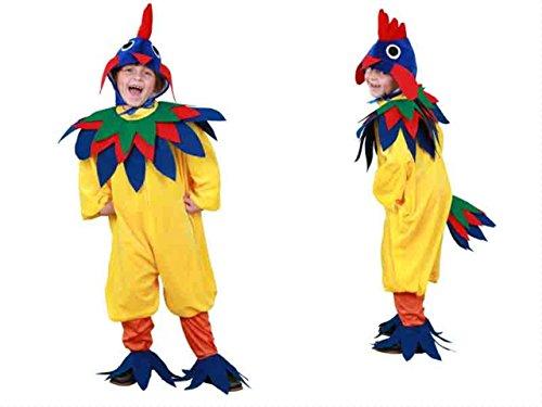 Boys Toys - Disfraz infantil gallo, multicolor (9303)