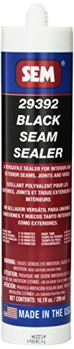 SEM 29392 Black Seam Sealer - 10.1 fl. oz.