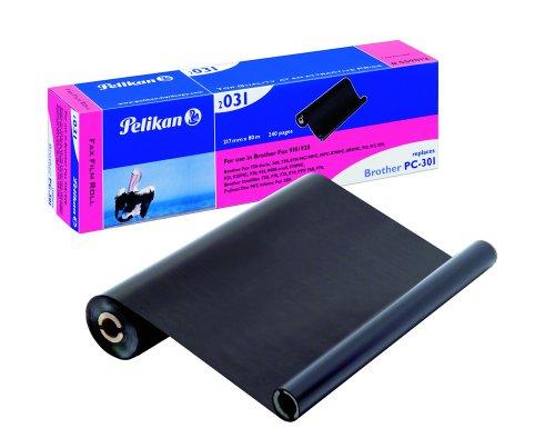 Pelikan Thermotransferrolle Thermofolie schwarz 240 Seiten Fax-910/917/920/930/940