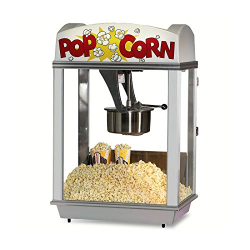 Discover Bargain Pop-A-Lot 8 oz Popcorn Machine