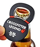 Power Beast Kettlebell Crossfit Abridor Kettlebell, Regalo Crossfit, Calleras, Muñequeras Crossfit, Tape Crossfit, Kettlebell, Abridor Cerveza Original.