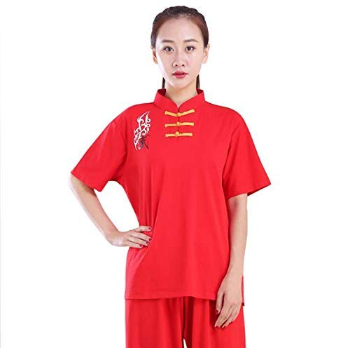 SXFYHXY Herren Kung Fu Tai Chi Uniform...