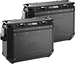 GIVI OBKN37BPACK2A 37Ltr OUTBACK pair left+right case black