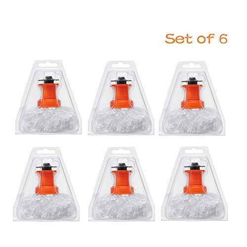 M-C Volca-no E-asy V-alve Bags Replacement (Set of 6)