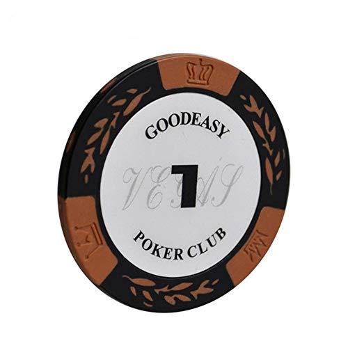 TX GIRL 3PCS/Lot Clay Poker Chips Custom Poker Chips Texas Hold'em Pokers...
