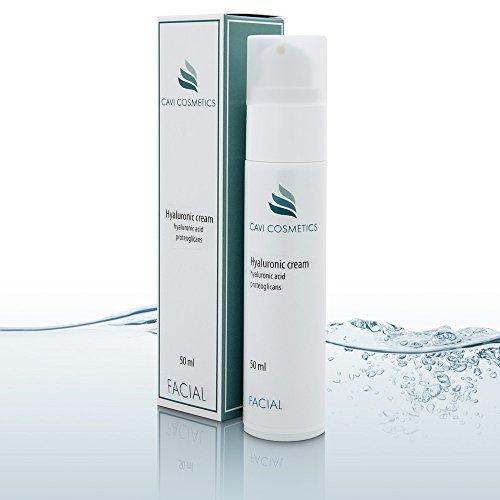 Crema hidratante Hialurónico, 50 ml