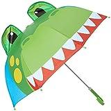 Stephen Joseph Little Boy's Pop Up Umbrella, Accessory, Dino, No Size
