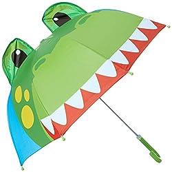 6. Stephen Josheph Gifts Kids' Pop Up Dinosaur Umbrella