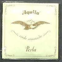 CUERDAS GUITARRA CLASICA - Aquila (37C) Tension Medium (Juego Completo) Serie Perla