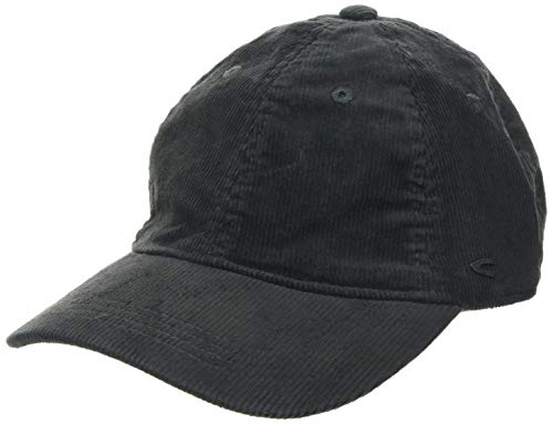 camel active Herren 406200/2C20 Baseball Cap, Blau (Navy 46), Large (Herstellergröße: L)