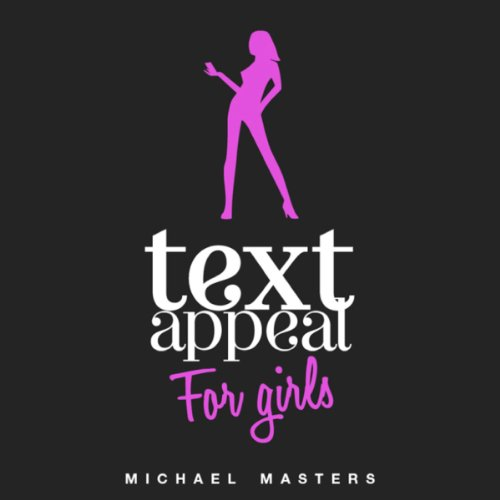 TextAppeal for Girls! audiobook cover art