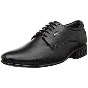 BATA Men's Boss-Grip Uniform Dress Shoe