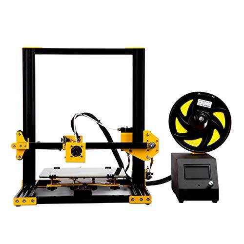 Imprimante DIY3D De Qualité Ménagère, Niveau Bureau Haute Précision Grande Taille Éducation Bureau Imprimante, Métal